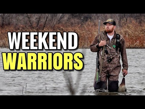 Tips for the Weekend Warriors – Duck Hunting Tips