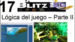Video 17- Blitz 3d - Creando la lógica parte II