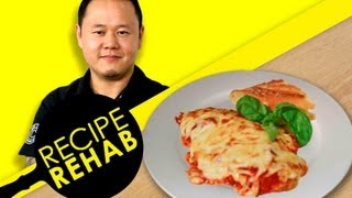 Chef Jet's Oven Baked Chicken Parmesan I Recipe Rehab I Everyday Health