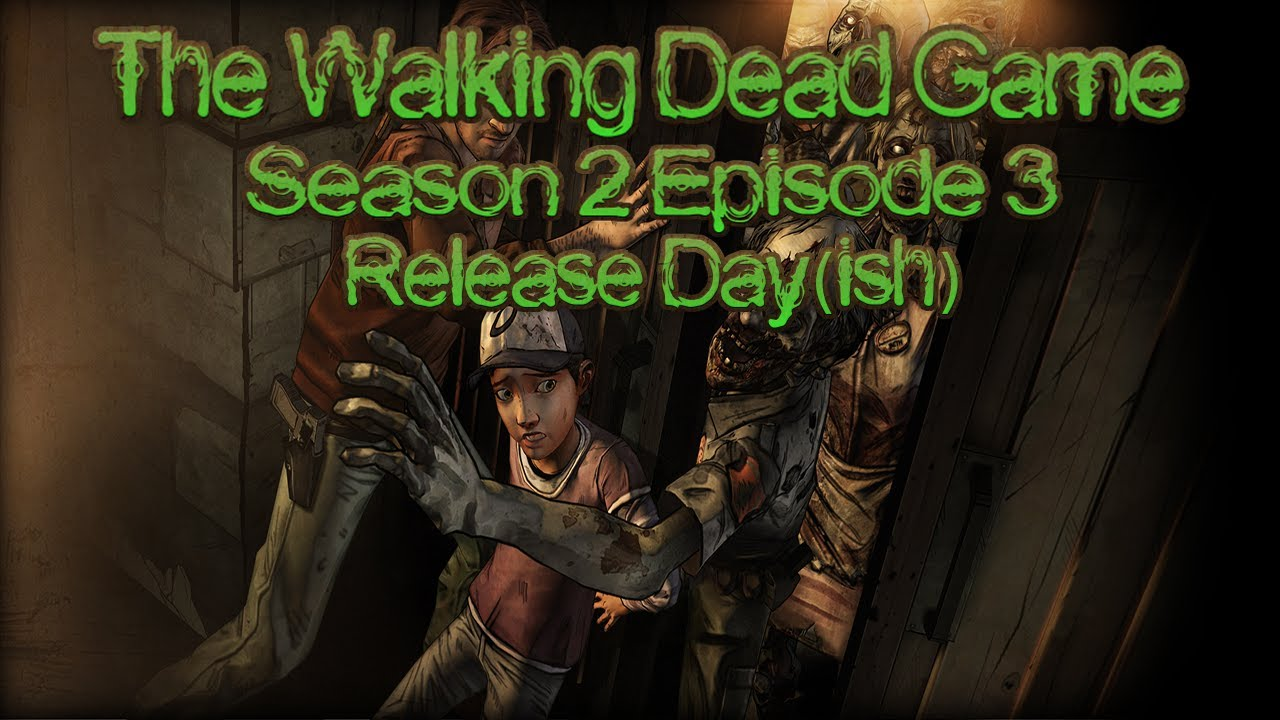 The Walking Dead Game Season 2 Episode 3 - All Choices ...