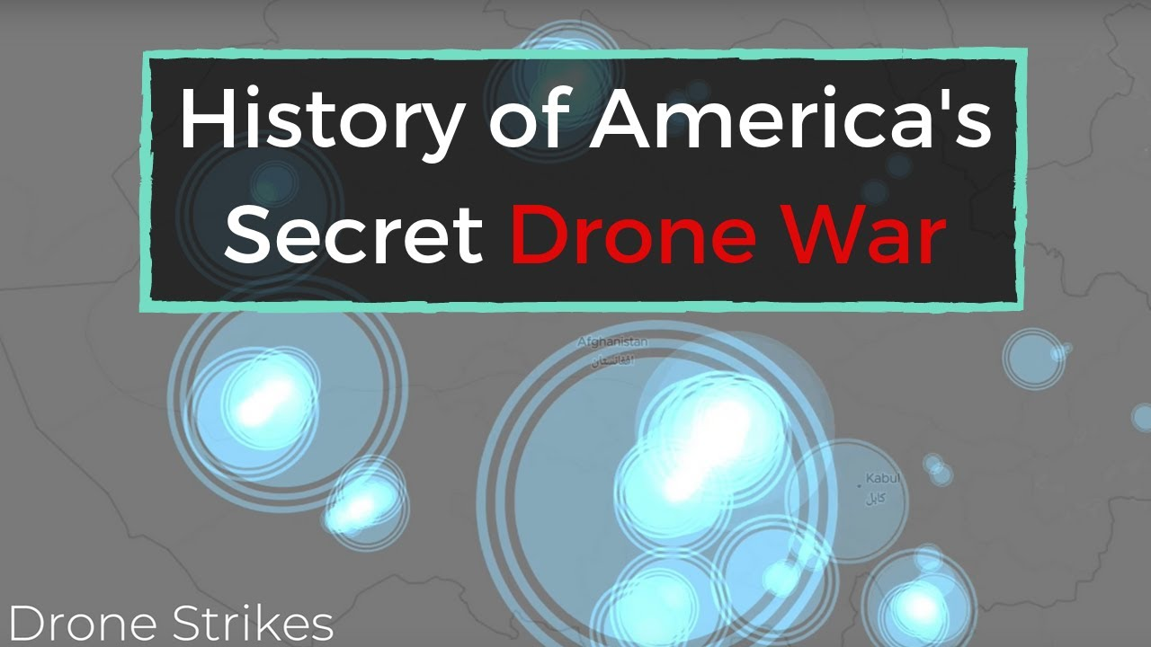 The Story Behind Every Known Drone Strike the US has Ever Ordered | 2002 - 2019