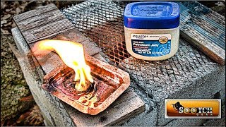 Top 10 Survival Uses for Petroleum Jelly