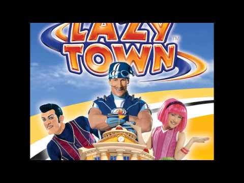 LazyTown - Go For It