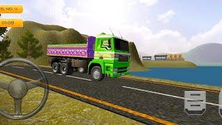 Offroad cargo Truck Driving 3d:  Truck  Game 2020#3 screenshot 5