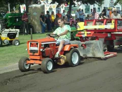 Allis Chalmers Pull (Dale) Waverly, MN