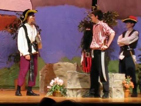 Brandywine Springs School - Pirates of Penzance - Opening Scene