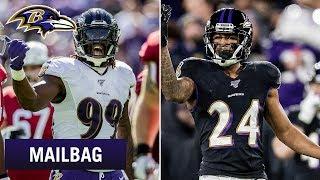 #RavensMailbag: Can Ravens Keep Matthew Judon and Marcus Peters?