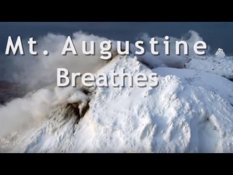 Mt. Augustine Breathes