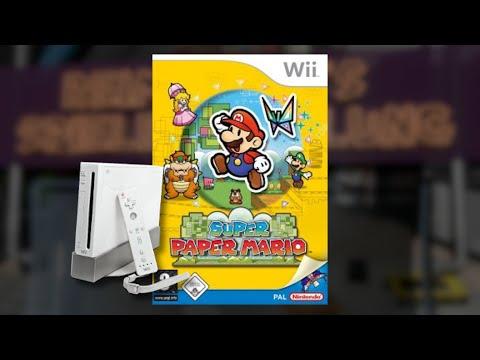 Gameplay : Super Paper Mario [WII]