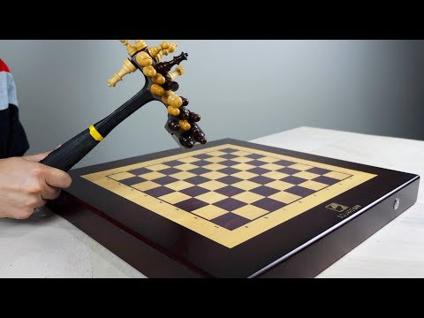 What's inside a Magic Chess Board?