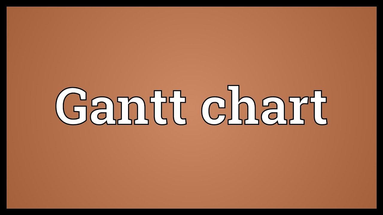 Gantt chart meaning youtube gantt chart meaning nvjuhfo Choice Image