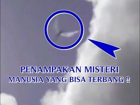 """VIDEO PENAMPAKAN """"MISTERI MANUSIA YANG BISA TERBANG ..."""