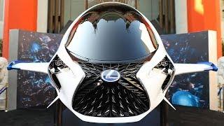 Lexus SKYJET – Features, Design, Production thumbnail