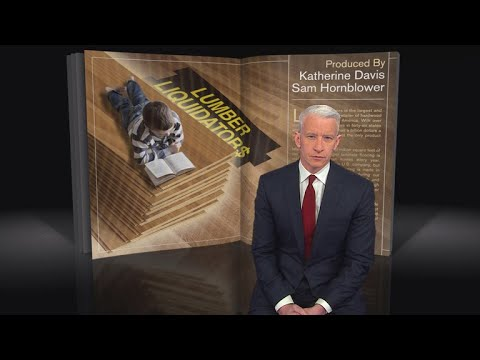 The 60 Minutes story on Lumber Liquidators that led to a $36 million settlement