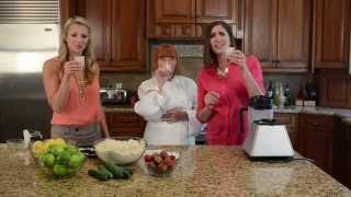 Put The Lime In The Coconut Purenourish Smoothie—chef Nelda | Slenderiiz