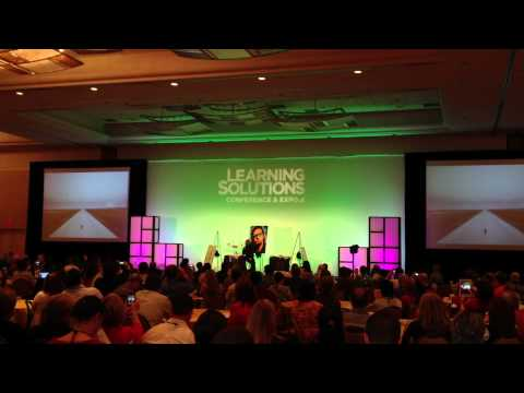 Erik Wahl's Art of Vision: Learning Solutions 2012 Keynote Address