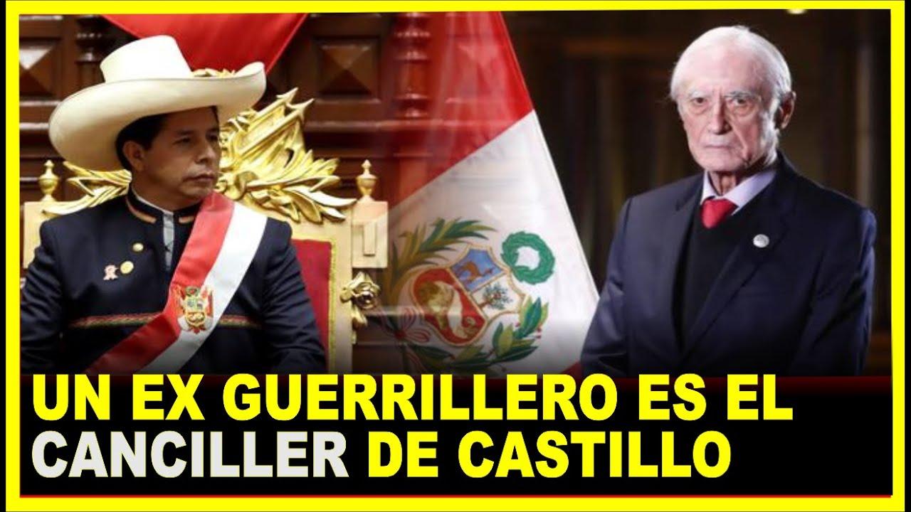 🔴HECTOR BEJAR: DE GU3RRIL3RO A CANCILLER DE PEDRO CASTILLO, CONVERSATORIO PEX.