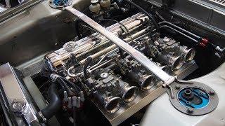獰猛なL28型エンジンの官能的なサウンドに鳥肌【SKYLINE KGC10】