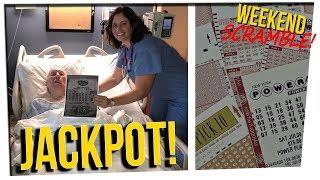 WS - Man Breaks Hip Then Wins Lottery f...