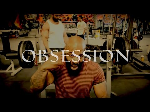 CT Fletcher – Motivational Speech OBSESSION