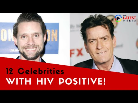 12 Celebrities with HIV Positive/AIDS - TheLatestMedia