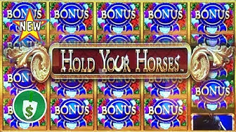 ⭐️ New - Hold Your Horses slot machine