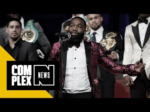 Adrien Broner Responds to 6ix9ine's Comment: 'I Ain't One of These Rap N***as You Be Trollin' With'
