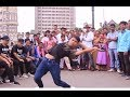 Northeast Indian (Mizo) dancer VS streets of Mumbai