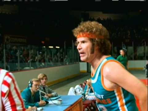 Jackie Moon yells at offical -Semi Pro