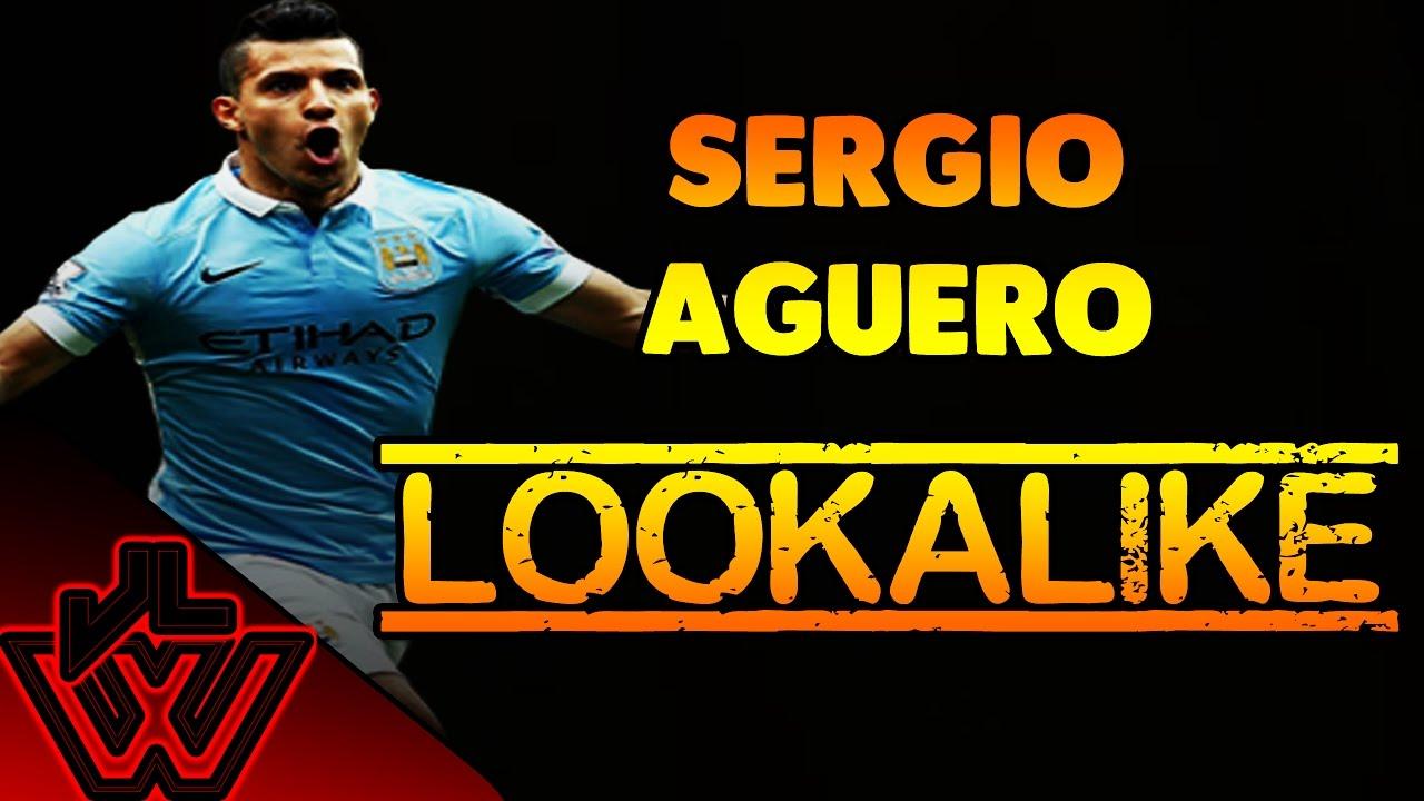 FIFA VIRTUAL PRO LOOKALIKE TUTORIAL SERGIO AGUERO YouTube - Sergio aguero hairstyle tutorial