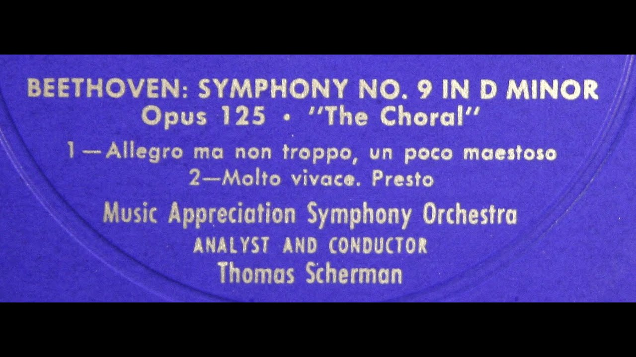 Symphony guide: Beethoven's Ninth ('Choral')