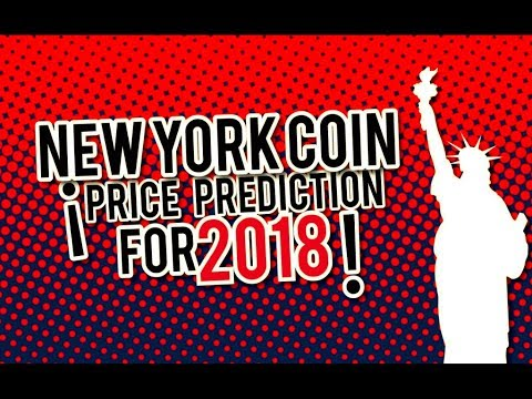 NewYork Coin Price Prediction for 2018