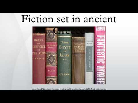 Fiction set in ancient Greece