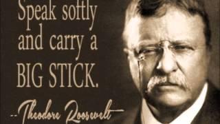 The Roosevelt Corollary vs. The Monroe Doctrine