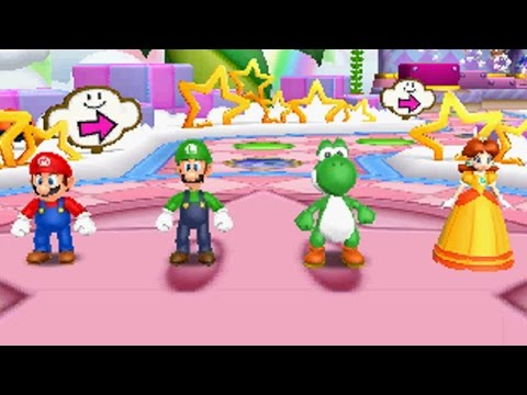 Mario Party Island Tour - Star-Crossed Skyway