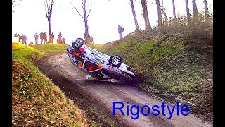 Rally Best Of 2018 Crash, On the limit By Rigostyle #rally #france #sport