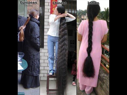 Long Hair Tips In Hindi - बाल लम्बे करने के टिप्स Beauty Tips Video || Hair Care