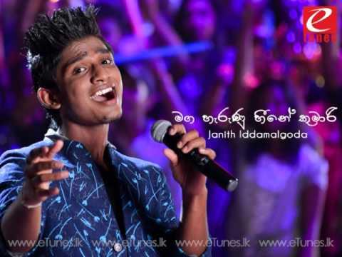 Maga Harunu Heene Kumari - Janith Iddamalgoda (Audio)