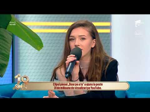 Ioana Ignat, despre iubiți: