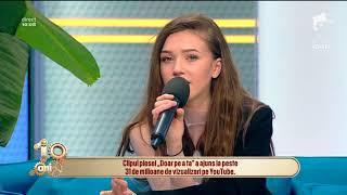 """Ioana Ignat, despre iubiți: """"Nu pot să mă ocup de două lucruri, deodată, extraordinar de bine"""""""