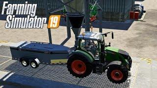 FARMING SIMULATOR 19 #7 - NUOVO SERBATOIO CARBURANTE Robymel81 - NORDFRIESISCHE MARSCH GAMEPLAY ITA