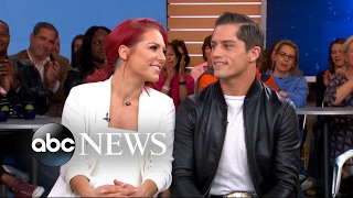 Bonner Bolton, Sharna Burgess speak out after 'Dancing With the Stars' elimination