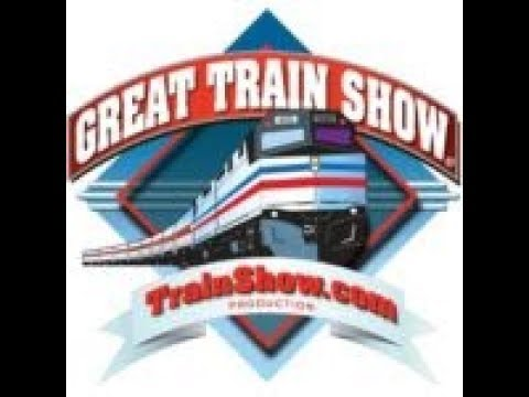 Great Train Show Costa Mesa Ca  Feb 3rd & 4th part 2