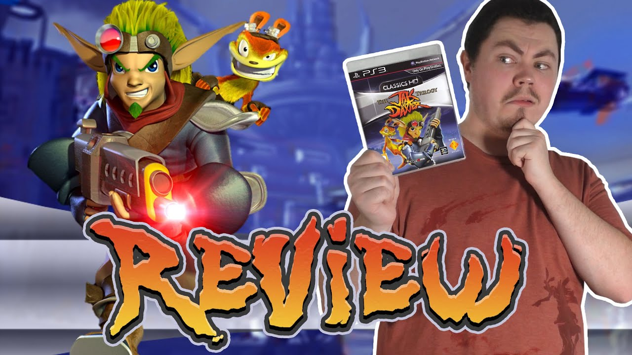 Revisiting the Jak & Daxter Trilogy - Square Eyed Jak