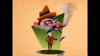 Los Silvertones- Tamborito Swing (bennyflan take em to el baile remix)