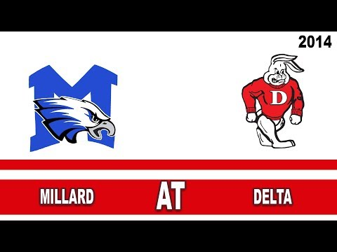 Live High School Football: Millard vs Delta - YouTube