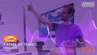 Обложка A State Of Trance Episode 850 Pt 1 XXL Above Beyond ASOT850