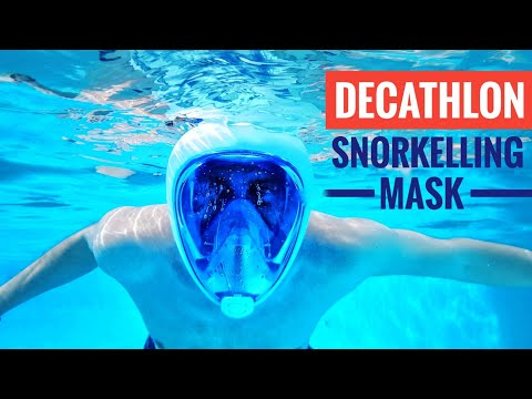 b59bc424f06 BEST snorkelling mask | Decathlon Easybreath Subea | Test and ...