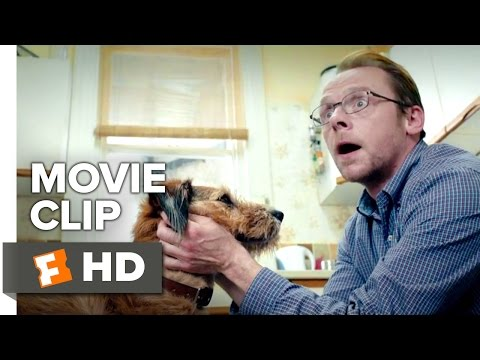 Absolutely Anything Movie CLIP - Dog Talking (2015) - Simon Pegg Movie HD