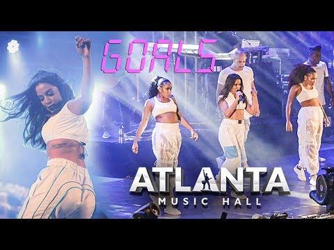 Anitta GOALS ao vivo no Atlanta  Hall em Goiânia 09122018